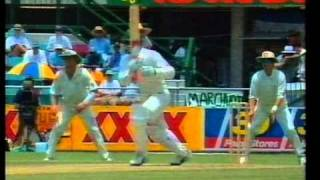 getlinkyoutube.com-RARE footage of Shane Warne 7/23 vs Pakistan 1995/96 Gabba