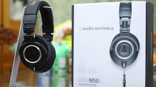 getlinkyoutube.com-Audio-Technica ATH-M50x: An HONEST Review (2016)