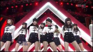 getlinkyoutube.com-111225  SNSD - MR.TAXI