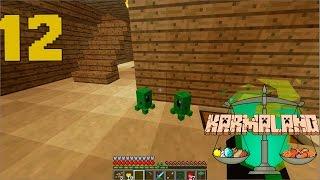 KARMALAND - MINI CREEPERS!! - Episodio 12 - Minecraft serie de mods - sTaXx