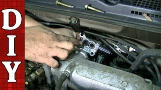 getlinkyoutube.com-How to Clean or Replace a Honda IAC (Idle Air Control) Valve - Solve Poor Idle Issues