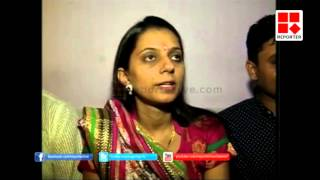 getlinkyoutube.com-'BULLET RANI'- Bride arrived in bullet to the wedding spot at Ahmedabad