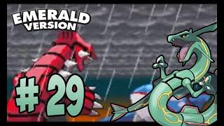 Pokémon Emerald Walkthrough Part 29 - Sootopolis City