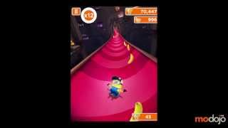 getlinkyoutube.com-Despicable Me: Minion Rush Walkthrough Level 18 (iPhone/iPad)