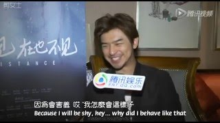 getlinkyoutube.com-[Cn/Eng sub] Chen Bolin's first impression of Song Jihyo - Tencent interview