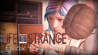 getlinkyoutube.com-Life Is Strange Episode 4 IF YOU KISSED CHLOE | IF YOU ACCEPTED CHLOE'S REQUEST | Dark Room