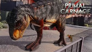 T.Rex And The Ankle Biters!! - Primal Carnage Extinction || Part 22 HD