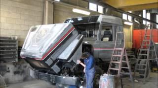 getlinkyoutube.com-Scania T143 Maurist Haasnoot