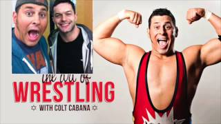 getlinkyoutube.com-Finn Balor - Art of Wrestling Ep 145 w/ Colt Cabana