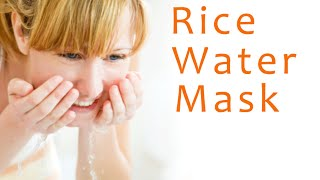 getlinkyoutube.com-Health and Beauty Benefits of Rice Water Mask - for your Skin and Hair - By indus womenchannel