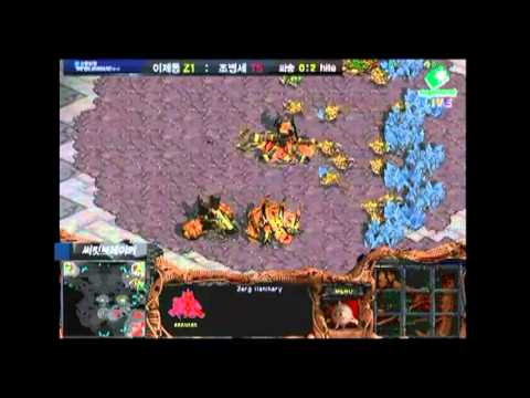Starcraft Broodwar: Proleague 10-11 Jaedong vs. sKyHigh Hwaesung Oz vs. Hite Entus Set 3 [Rematch]