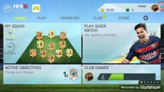 getlinkyoutube.com-FIFA 15 UT BRONZE PACKS!TRYING TO GET BRONZE MESSI