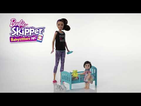 Barbie Babysitter Playset - Assorted*