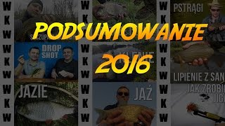 getlinkyoutube.com-Wędkarstwo Kazimierza Wielka | Podsumowanie roku 2016 | Filmy wędkarskie