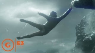 getlinkyoutube.com-Rise of The Tomb Raider - E3 2014 Trailer at Microsoft Press Conference