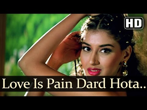 Love Is Mad - Sunil Shetty - Sonali Bendre - Takkar - Bollywood Songs - Alisha Chinoy