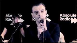 getlinkyoutube.com-Live session by HURTS | Absolute Radio 13.03.2013