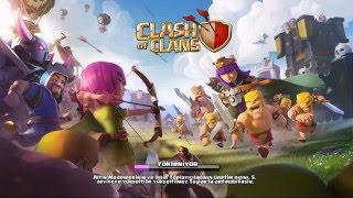 getlinkyoutube.com-Clash Of Clans Azerbaycan Klan Savaşları #1
