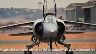 getlinkyoutube.com-Mirage F1 SAAF Angola Border War
