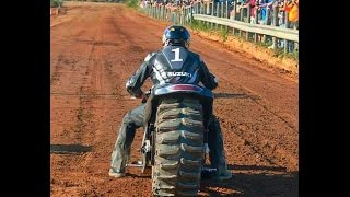 getlinkyoutube.com-Top Fuel Motorcycle Dirt Drags 2
