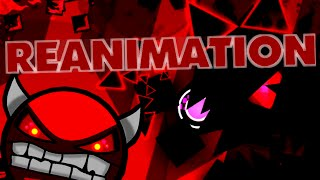 getlinkyoutube.com-XL Madness! Reanimation - Geometry Dash Demon