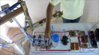 "getlinkyoutube.com-TIIC IADC 2014 -- Team 39.6   ""Hydraulic Robot Arm Controlled by Human Arm"" mpeg4 001"
