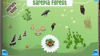 getlinkyoutube.com-Sarepia Forest Journey book! -Animal Jam-