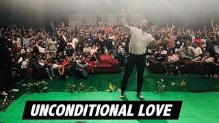UNCONDITIONAL LOVE - Thank You Everyone    Guru Mann width=