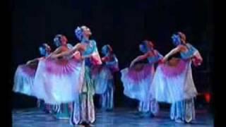 getlinkyoutube.com-Chinese dance fan in China