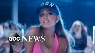 flushyoutube.com-Ariana Grande, John Legend Perform 'Beauty and the Beast'