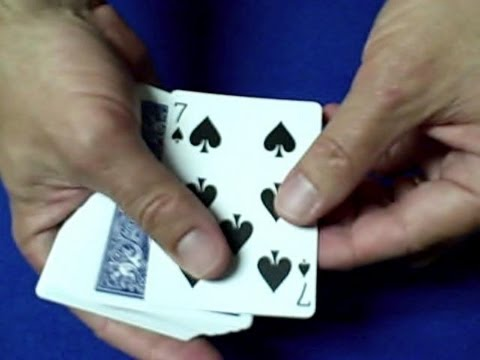 Lucky Number 7 - Card Trick Revealed