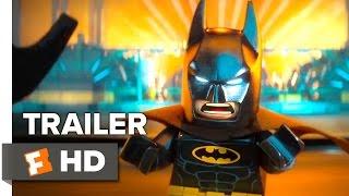getlinkyoutube.com-The Lego Batman Movie Official 'Wayne Manor' Teaser Trailer 2 (2017) - Will Arnett Movie HD