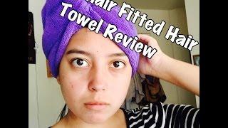 getlinkyoutube.com-Review: Conair Fitted Hair Towel