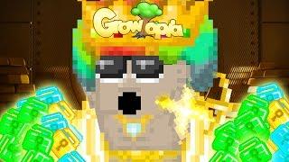 getlinkyoutube.com-BUILDING A PRO STORAGE WORLD | Growtopia