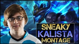 getlinkyoutube.com-Sneaky Montage - Best Kalista Plays