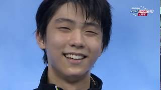 getlinkyoutube.com-2015 Worlds - Yuzuru Hanyu FS B.ESP