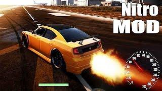 getlinkyoutube.com-Grand Theft Auto V - Turbo System [Ultra Nitro MOD] GTAV