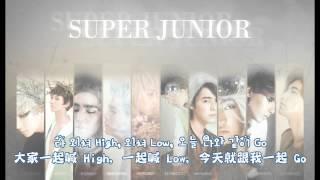 getlinkyoutube.com-[繁中字幕] SUPER JUNIOR - Rockstar