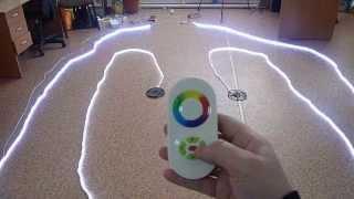 getlinkyoutube.com-Подключение 20 метров светодиодной ленты RGB