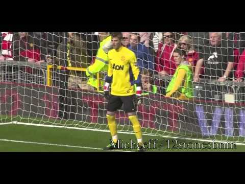 David De Gea - Best Saves in 2011/2012 [HD]