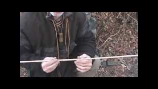 getlinkyoutube.com-Arrow Making for the Common Man