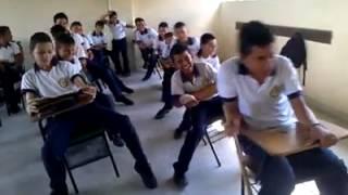 Cuando estas aburrido en clase
