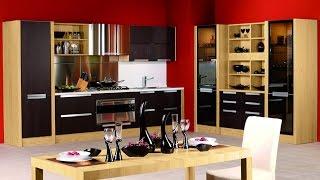 getlinkyoutube.com-Угловая кухонная мебель, разные варианты угловой кухонной мебели