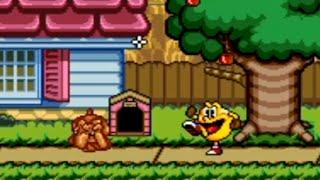 getlinkyoutube.com-Pac-Man 2: The New Adventures (SNES) Playthrough - NintendoComplete