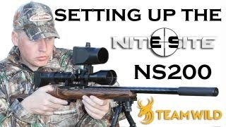 Setting up the NiteSite NS200