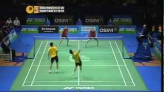getlinkyoutube.com-Best of Badminton v.2