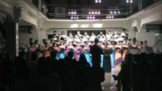 Esurientes (Magnificat) J. Rutter conducted by Sarin Chintanaseri