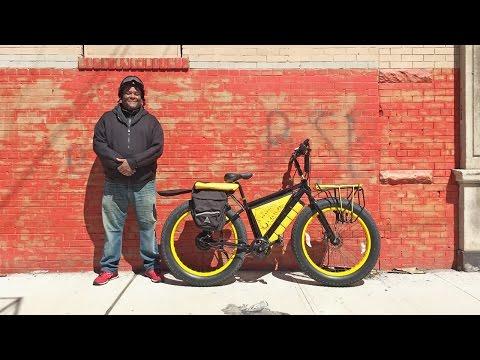 Mark Sparx Custom Sondors Electric Bike in Brooklyn