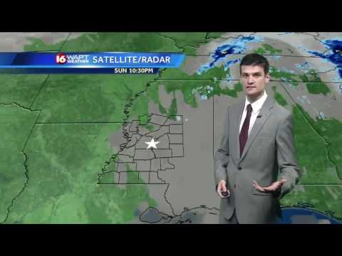 Monday Weather Webcast