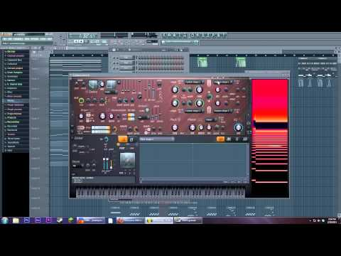 How To Bass 30: Custom Resonance Mapping In Harmor + Track WIP